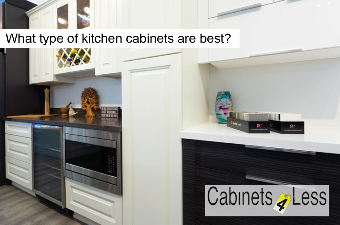 What type of kitchen cabinets are best?