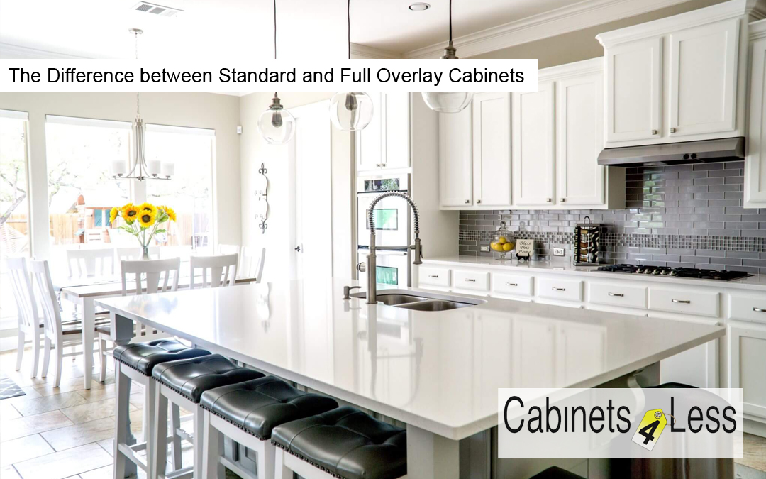 The Difference between Standard and Full Overlay Cabinets