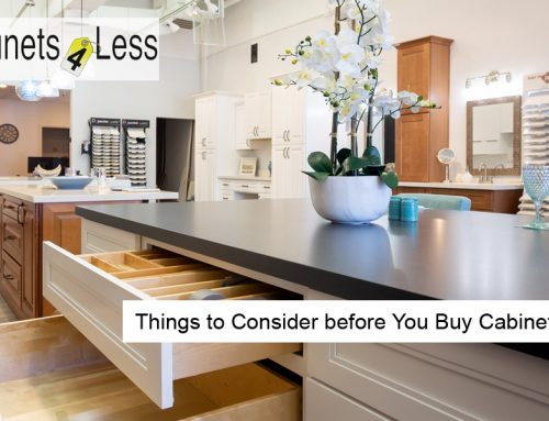 Things to Consider Before You Buy Cabinet Doors