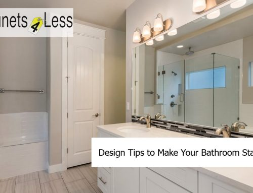 Design Tips to Make Your Bathroom Stand Out